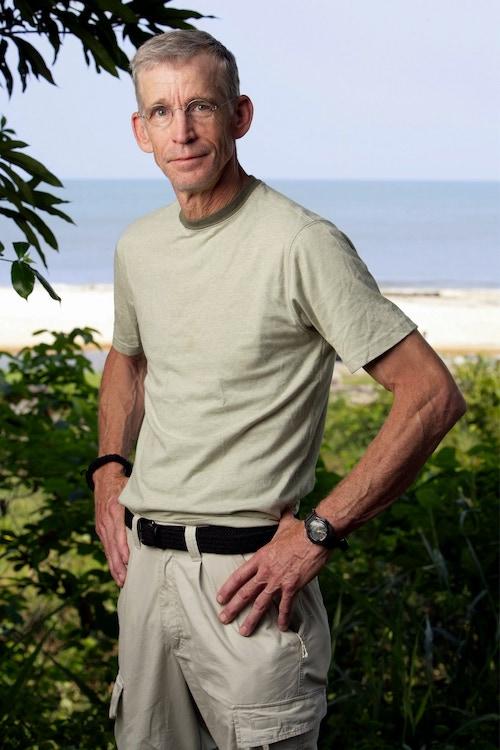 Survivor Gabon winner Bob Crowley