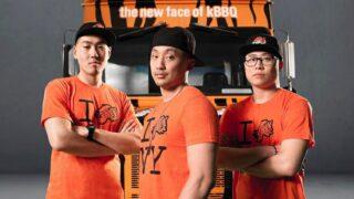 Korilla's Edward Song, Paul Lee, and Stephan Park on The Great Food Truck Race season 2