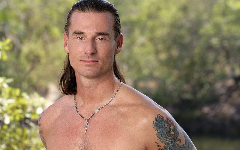 """Ben """"Coach"""" Wade, Survivor Tocantins"""