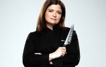 Alex Guarnaschelli, Iron Chef, Chopped
