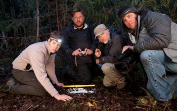 Finding Bigfoot team, season one, Animal Planet