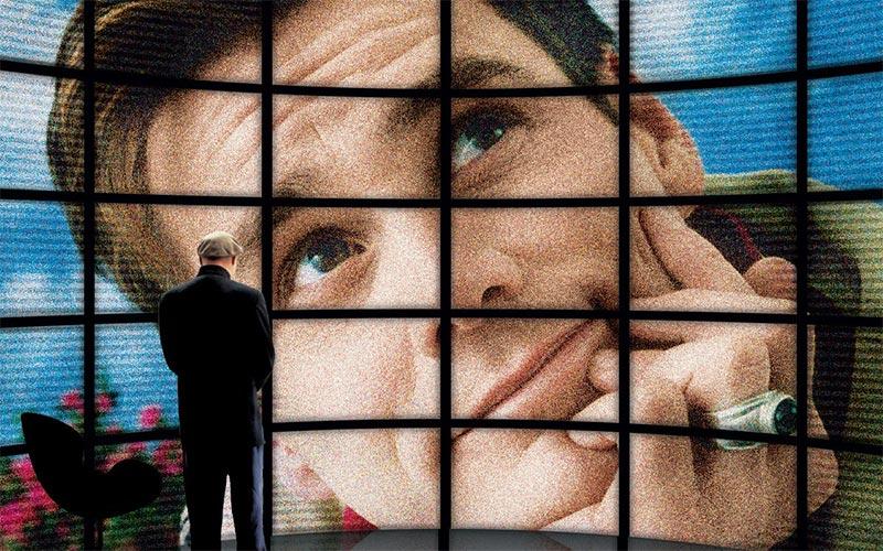 Jim Carrey, Ed Harris, The Truman Show
