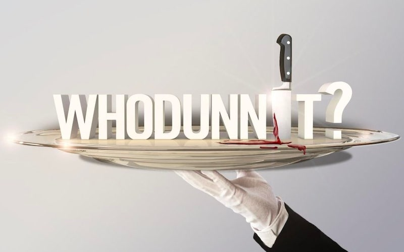 Whodunnit: all your questions answered