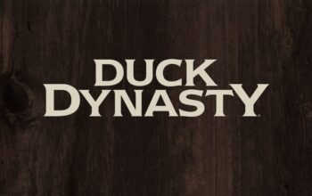 A&E's Duck Dynasty logo