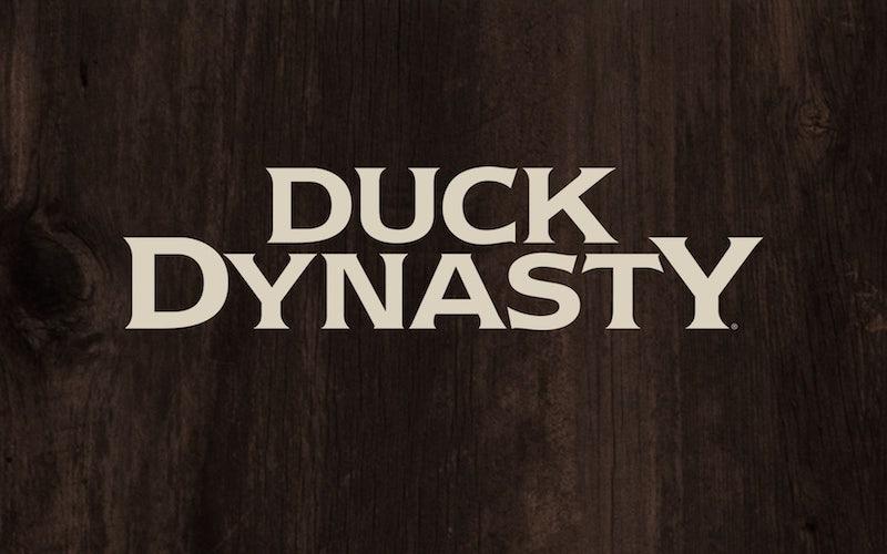 A&E's Duck Dynasty logo