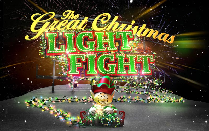 The Great Christmas Light Fight rules – reality blurred