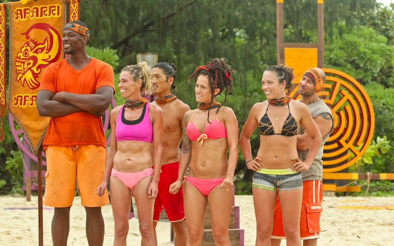Survivor Cagayan: totally drenched in all kinds of fun
