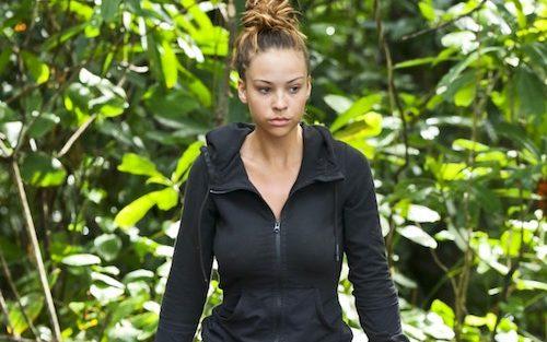 Morgan McLeod on Survivor Cagayan, season 28, episode 7
