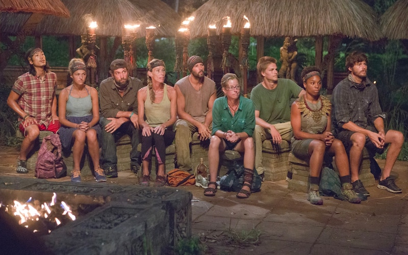 Survivor's Tony keeps playing with fire and burning others