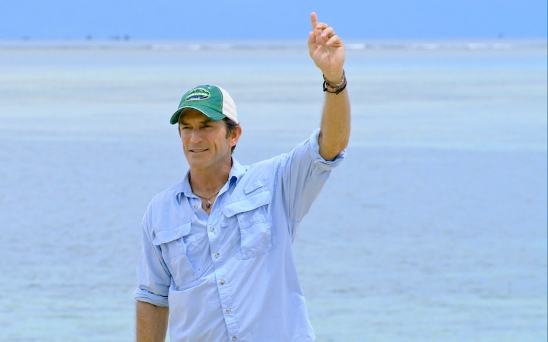 What we learned from Jeff Probst's AMA