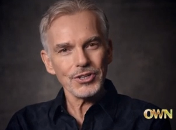 Billy Bob Thornton on OWN's Master Class.