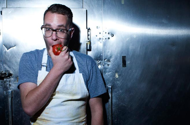 Knife Fight, Ilan Hall, Top Chef