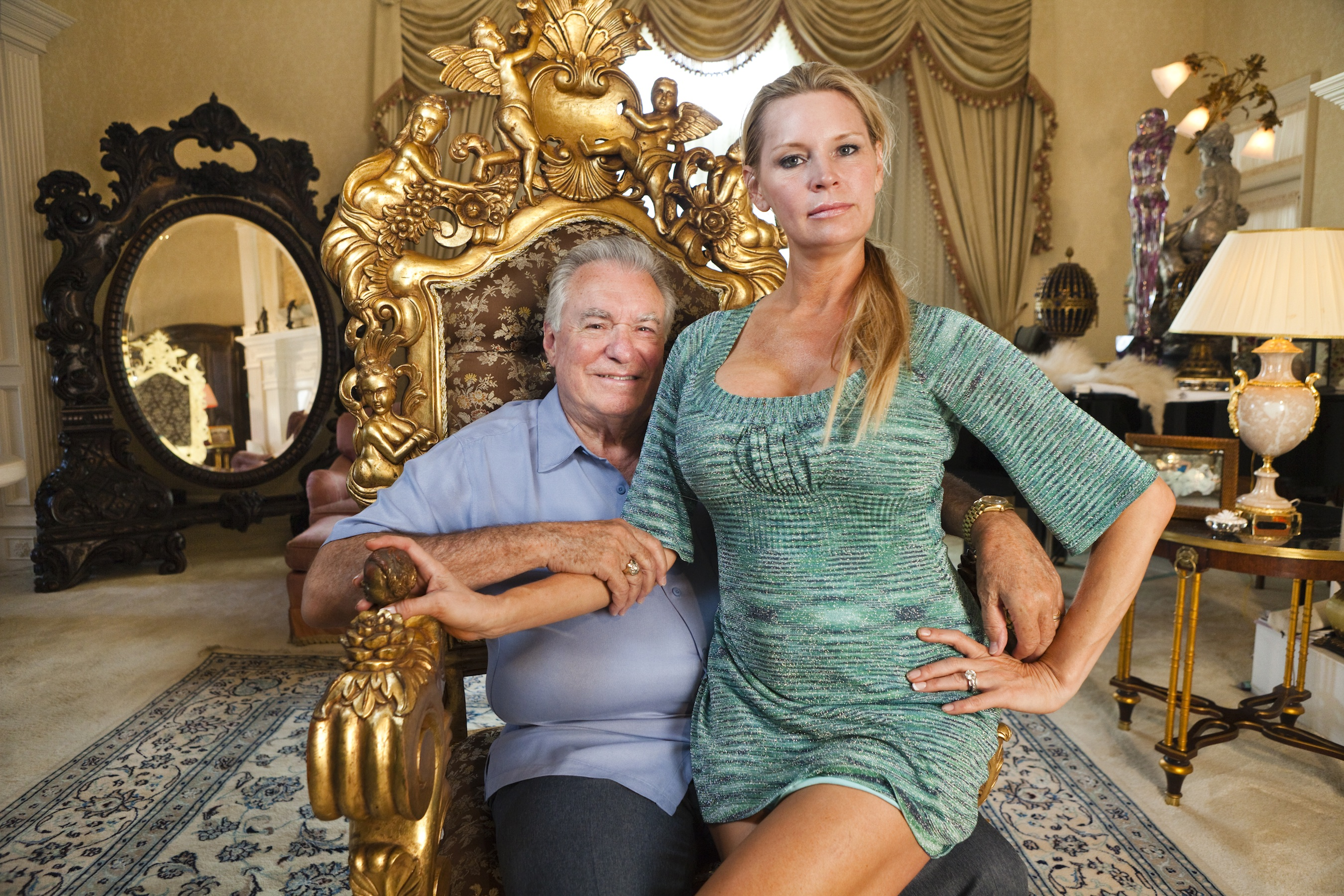 Queen of Versailles is becoming a reality show