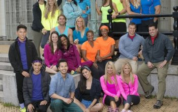 CBS announces Amazing Race cast again, in case you forgot
