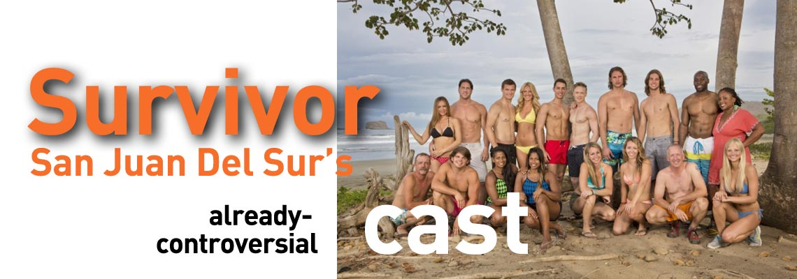 Survivor San Juan Del Sur cast