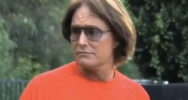 Bruce Jenner in Keeping up with the Kardashians