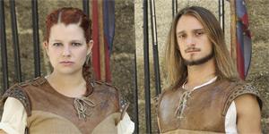 The Quest's Bonnie Gordon and Christian Sochor