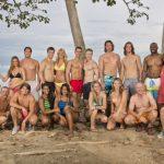 Survivor San Juan Del Sur's Blood vs. Water cast
