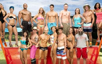 Big Brother 16's cast