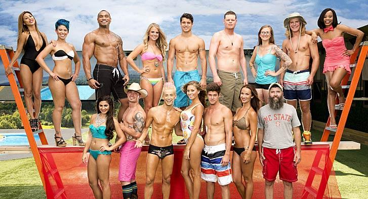 Big Brother 16's cast