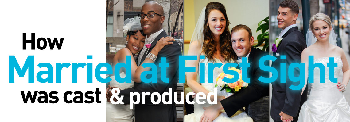 Married at First Sight behind the scenes