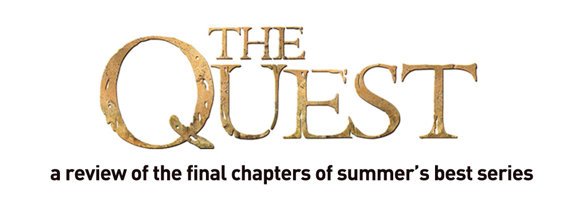 A review of The Quest's finale
