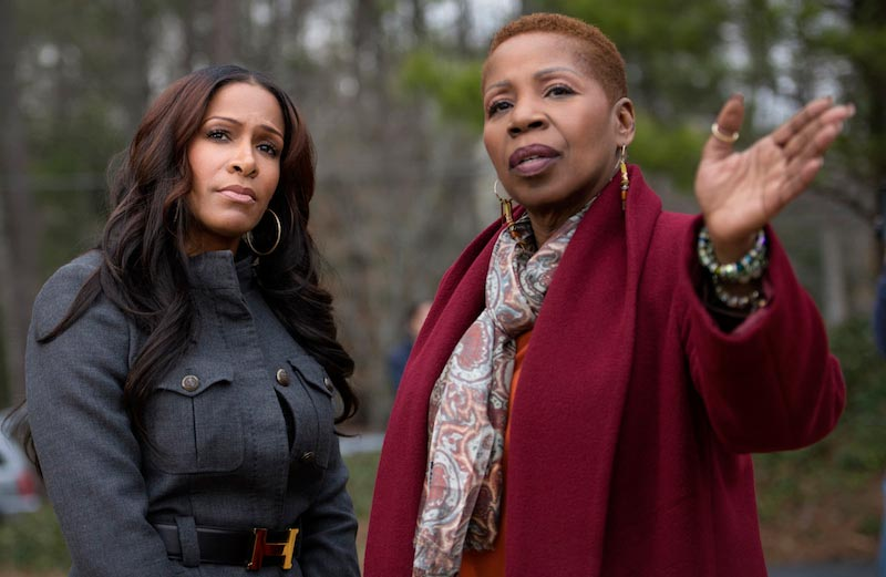 Iyanla and Sheree Whitfield