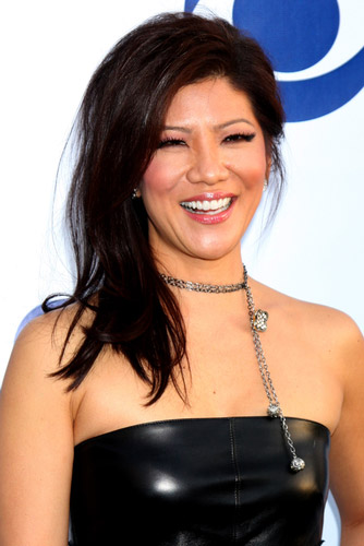 Big Brother and The Talk host Julie Chen (Photo by Helga Esteb / Shutterstock)