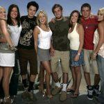 The cast of MTV's Laguna Beach