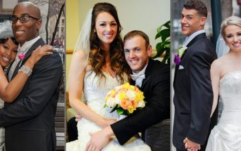 Married at First Sight's couples