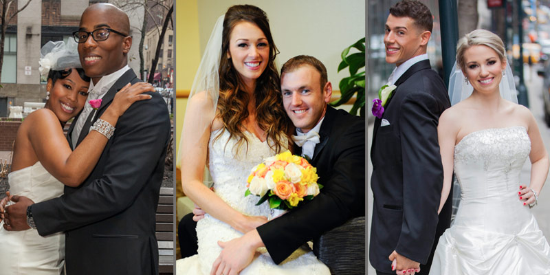 How Married at First Sight was cast and produced