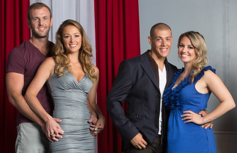 The cast of Married at First Sight: The First Year