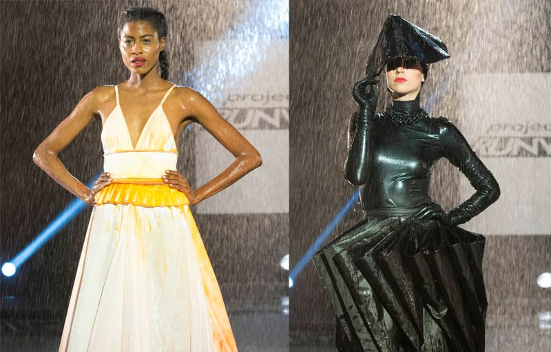 Project Runway rainway winners