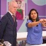 What will Project Runway's designers do without Sandhya to kick around?