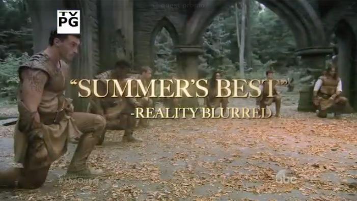 The Quest promo spoiler