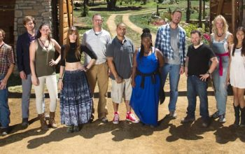 The cast of Fox's Utopia