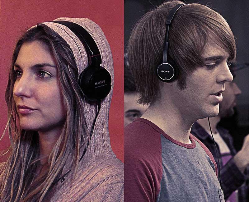 Anna Martemucci and Shane Dawson