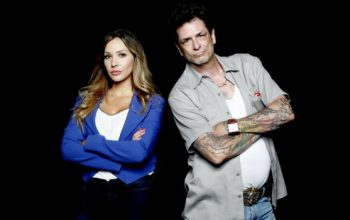 Stephanie Fisher and Dick Donato on VH1's Couples Therapy