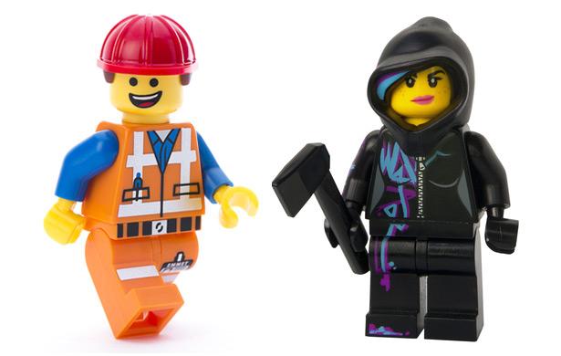 Master Builder The Lego Movie