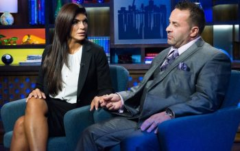 Real Housewives of New Jersey's Teresa and Joe Giudice