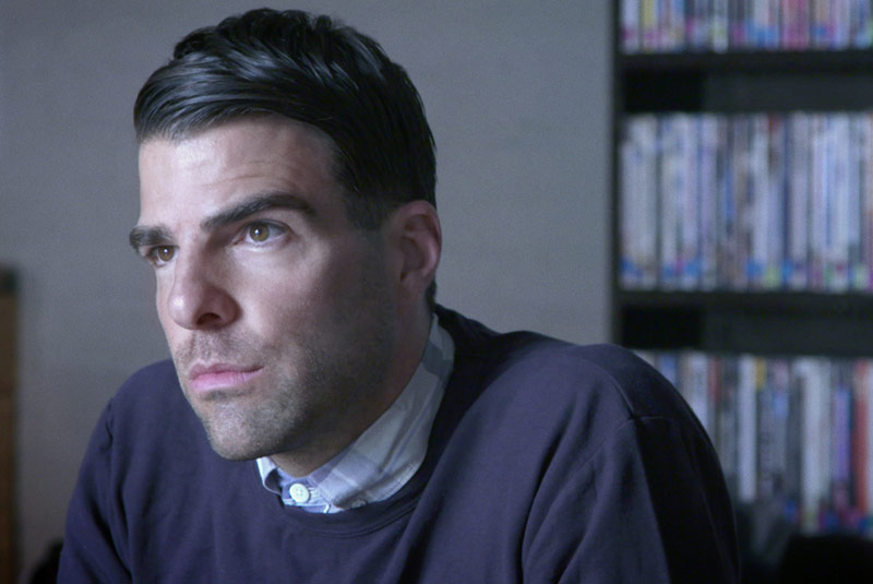 Zachary Quinto on The Chair
