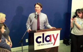 Clay Aiken concedes defeat