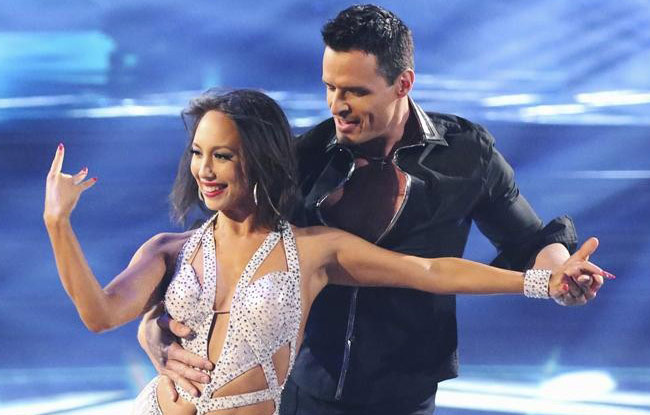 Dancing with the Stars' Cheryl Burke