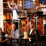MasterChef Junior's judges are soaked with syrup, just for fun