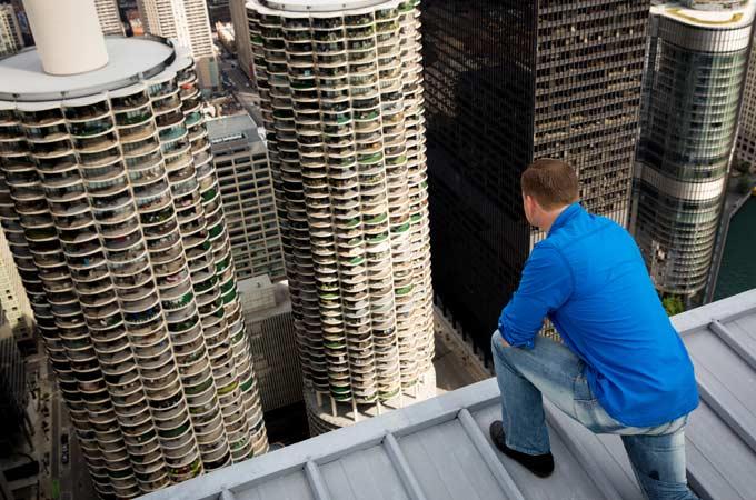 Skyscraper Live's Nik Wallenda