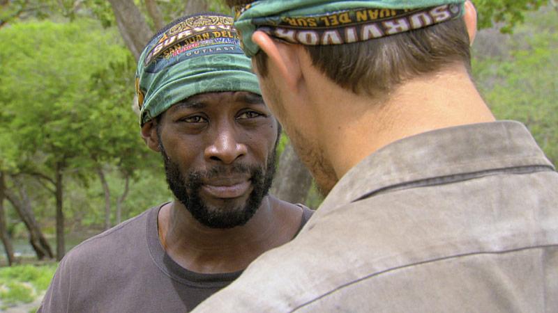 Survivor's Jeremy Collins and Jon Misch