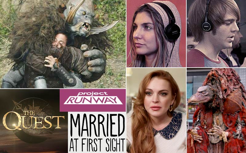 The best reality shows 2014
