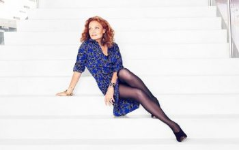 A collision of two worlds in Diane von Furstenberg's fascinating House of DVF