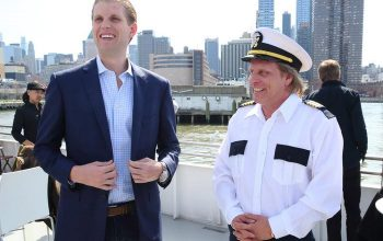 Celebrity Apprentice's Eric Trump and Sig Hansen