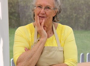 The Great British Baking Show's Diana